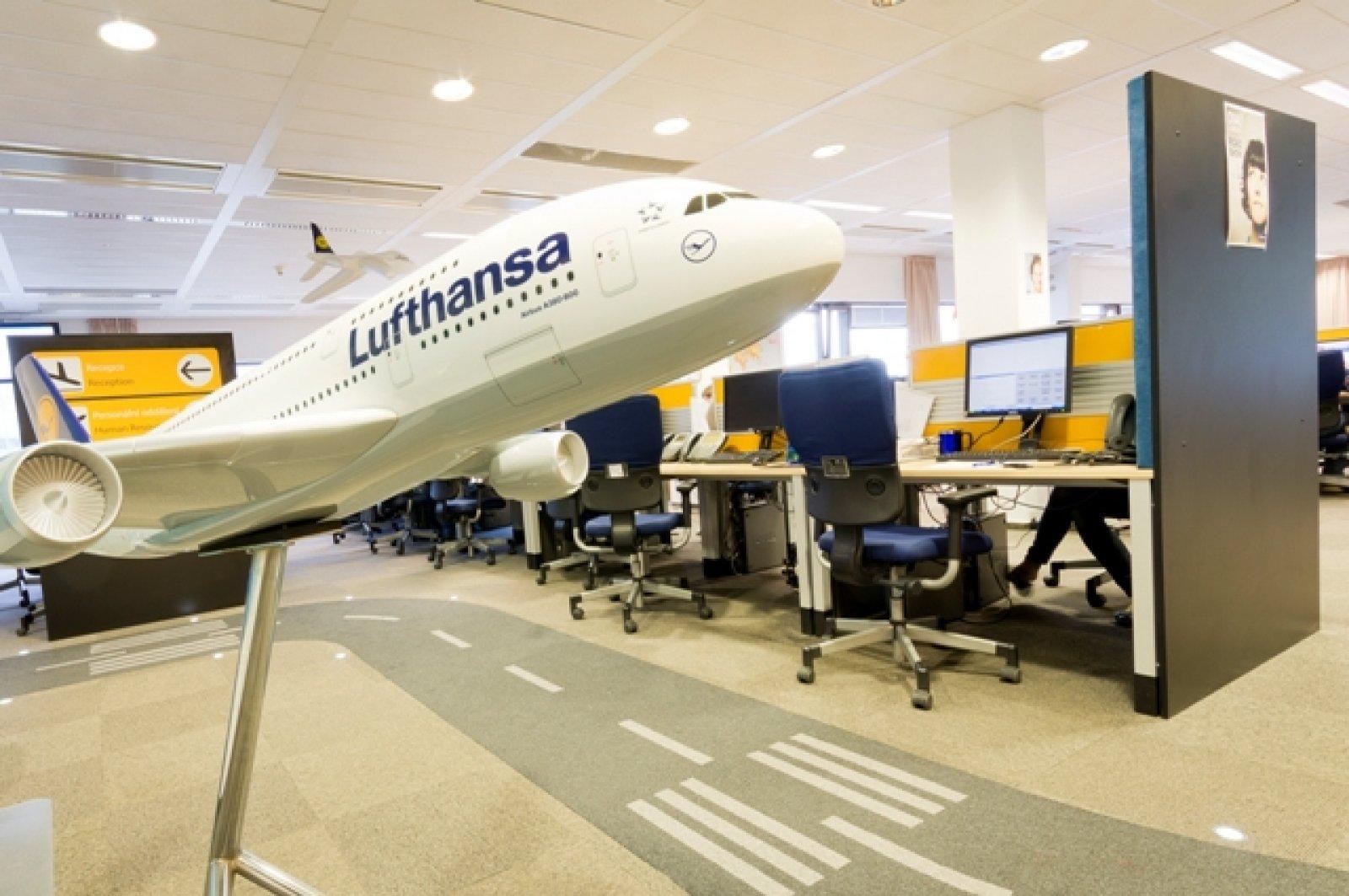 İstanbul Lufthansa Genel Merkezi