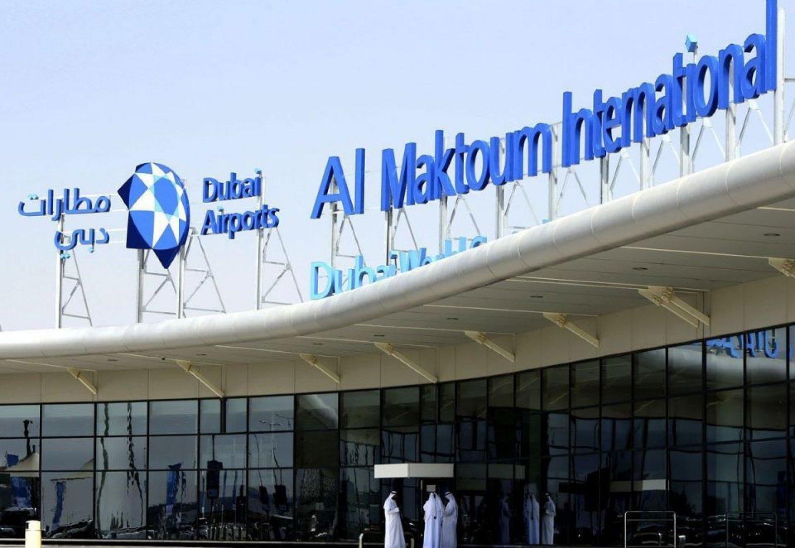 Dubai Al Maktoum Havalimanı, B.A.E.