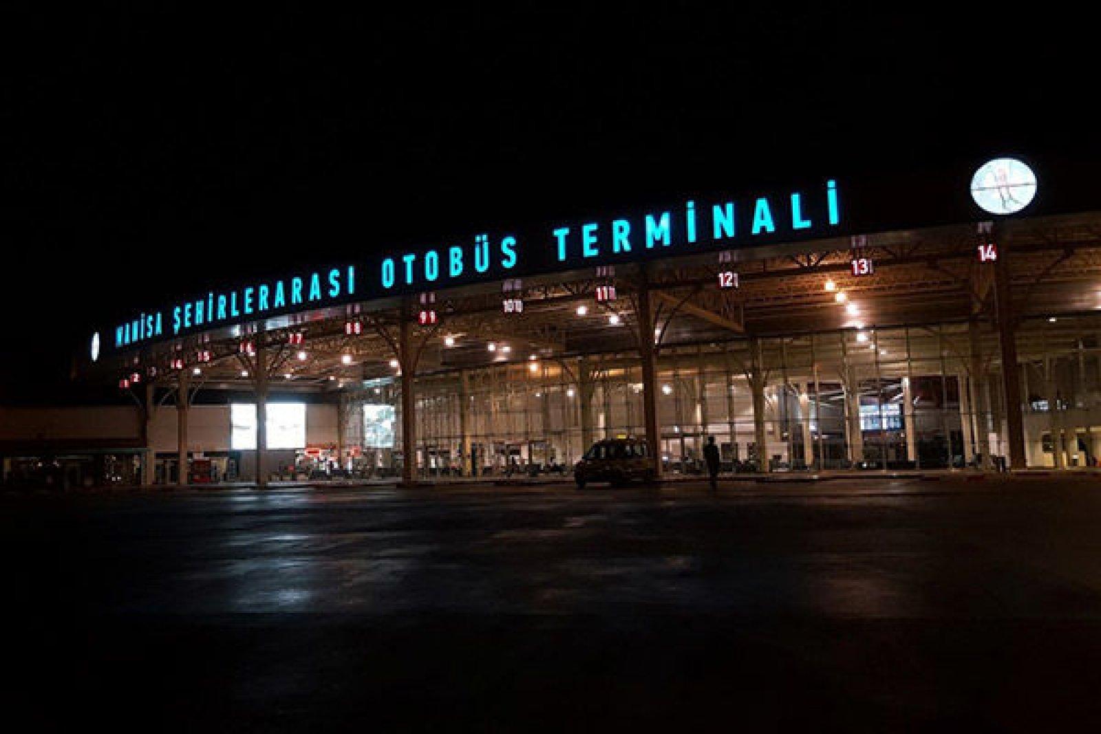 Manisa Otobüs Terminali