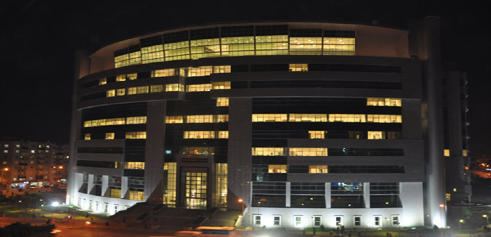 Mersin Adalet Sarayı