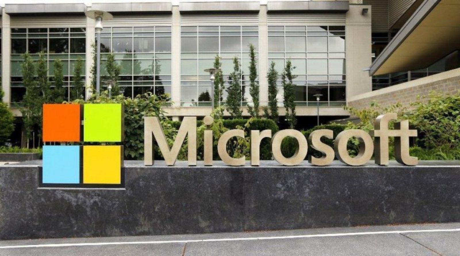 Microsoft İdari Bina