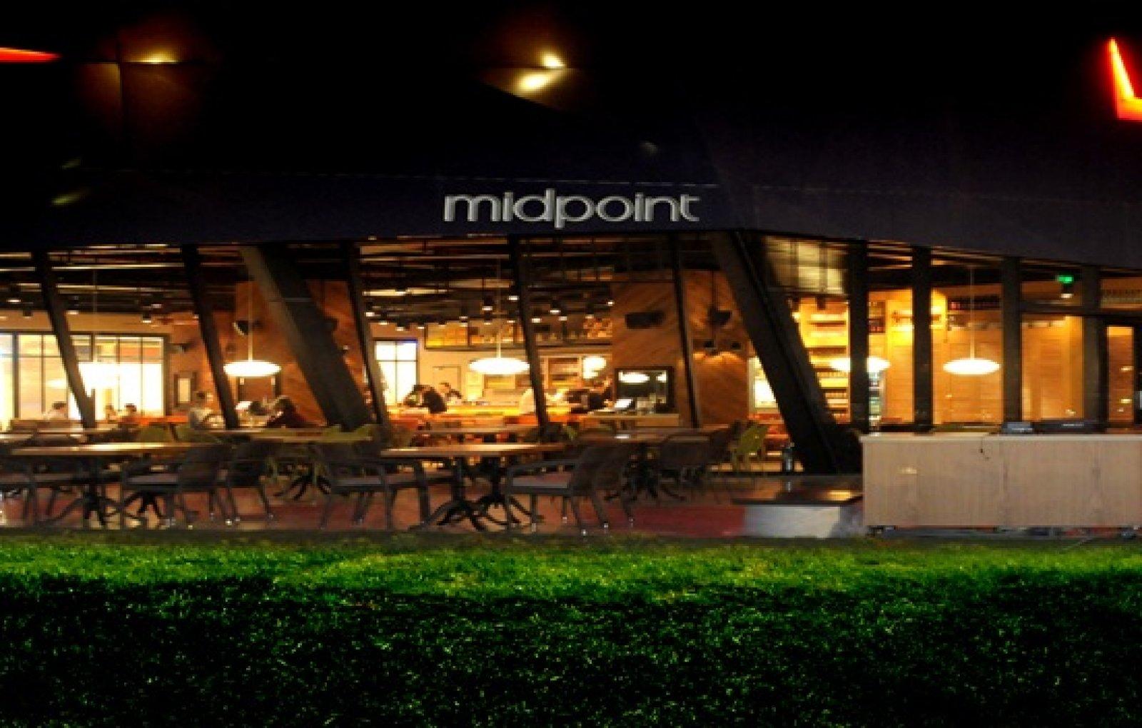 İstanbul Şaşkınbakkal Midpoint Cafe