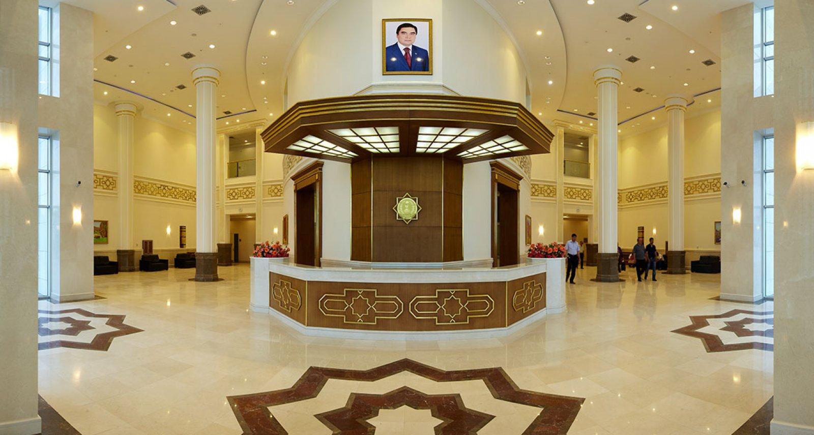 Onkoloji Hastanesi, Türkmenistan