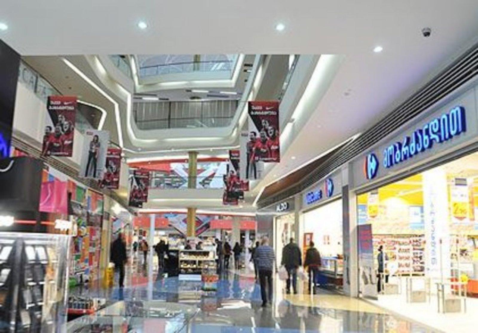 Osaea Alışveriş Merkezi, Gürcistan