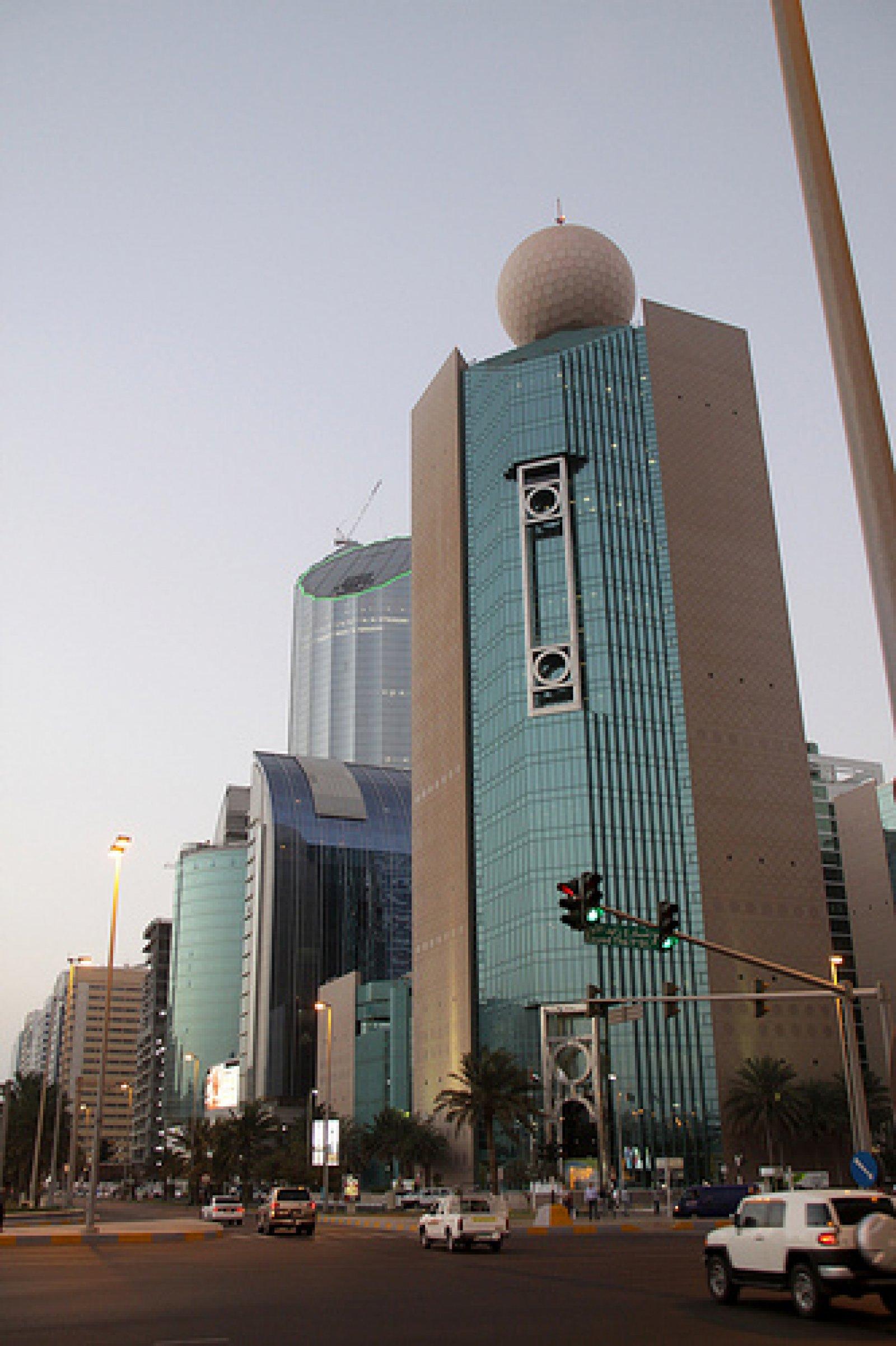 Abu Dhabi Shaikh Al Otaiba Kuleleri, B.A.E.