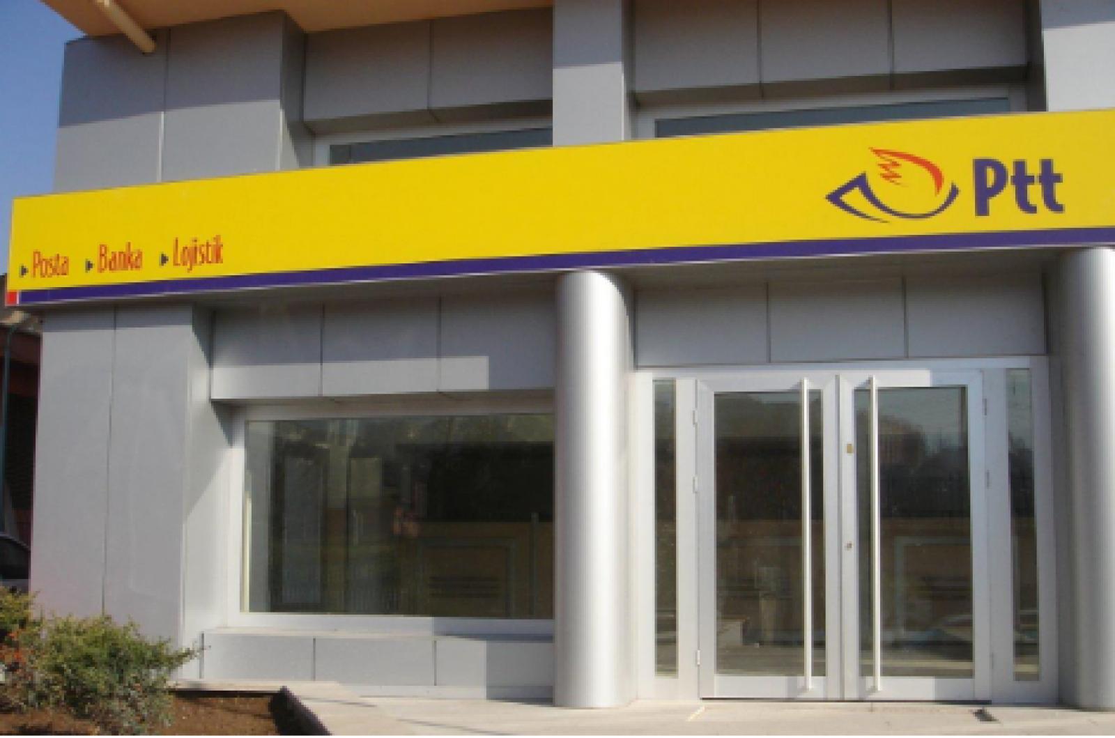 PTT Bank Şubeleri