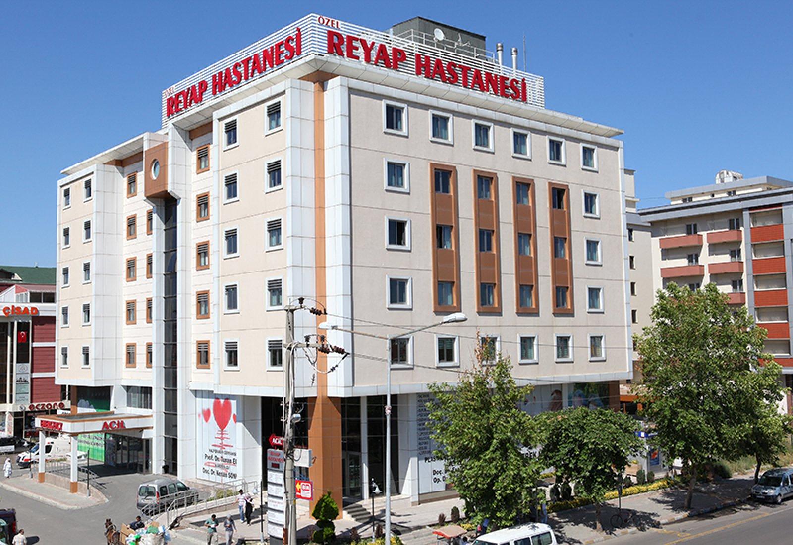 Çorlu Özel Reyap Hastanesi