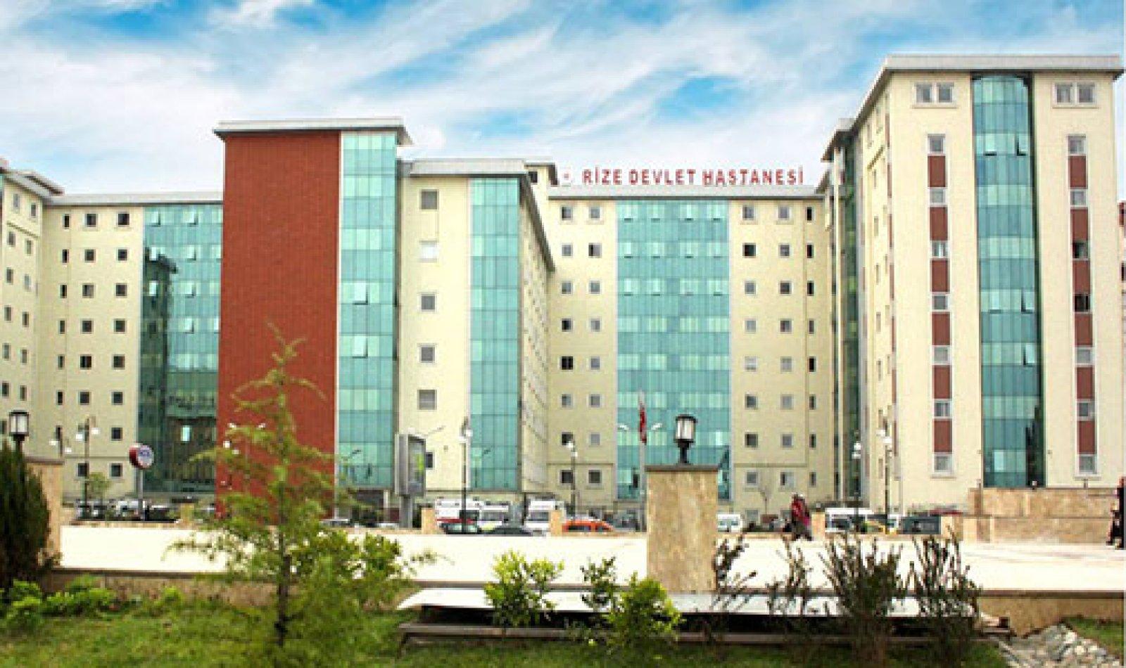 Rize Devlet Hastanesi