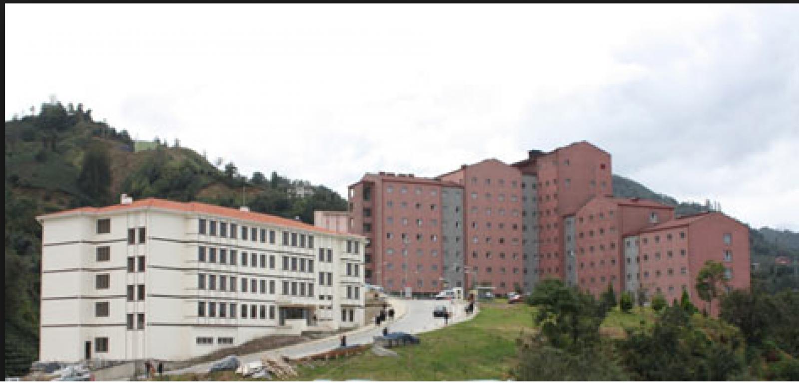 Rize Üniversitesi Sağlık Meslek Yüksek Okulu