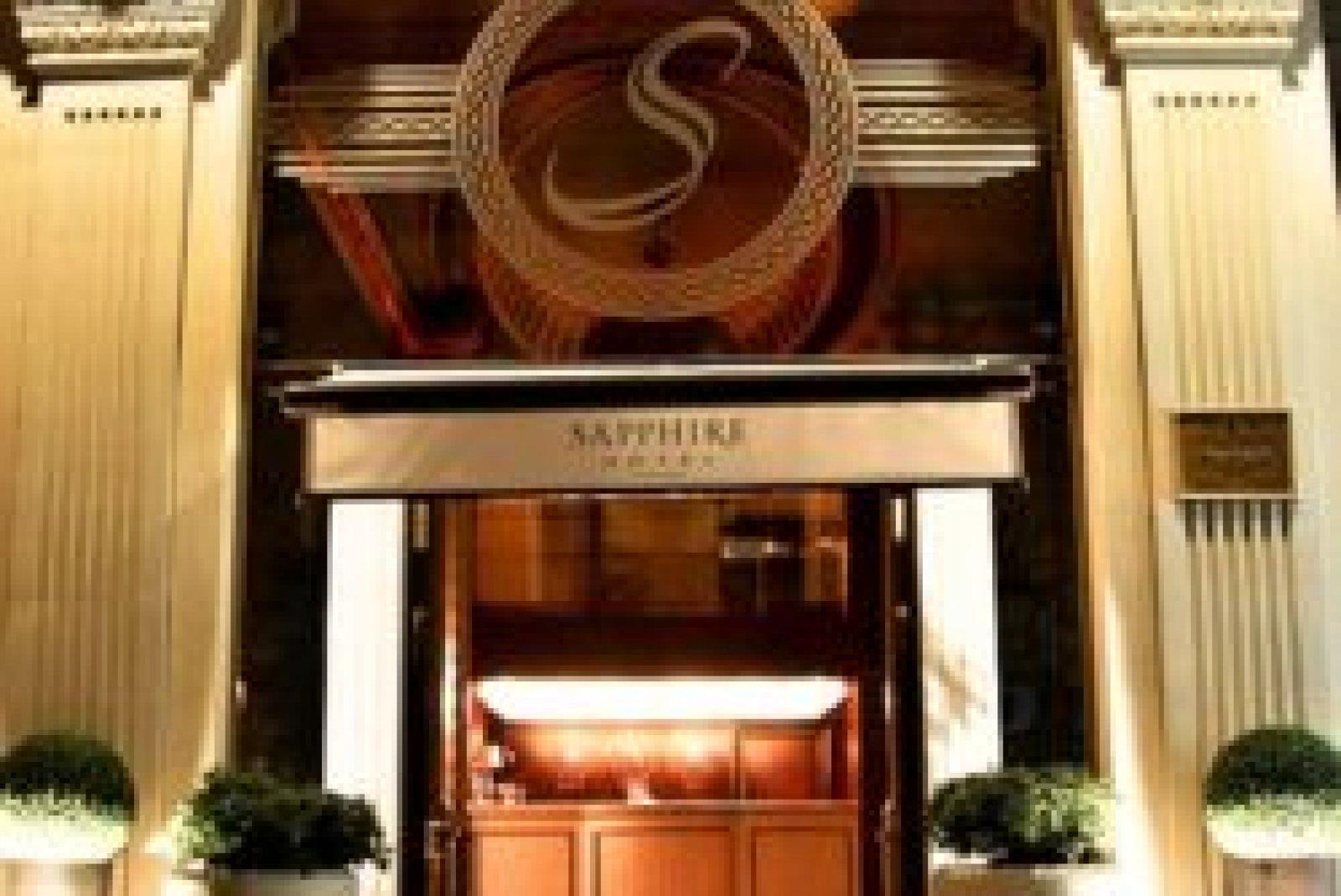 Sapphire Otel, Gürcistan
