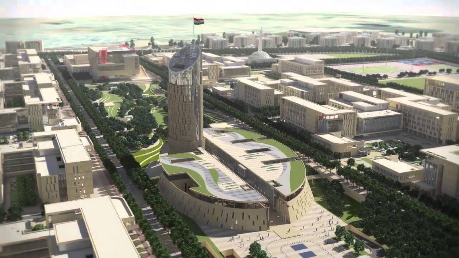 Erbil Selaihaddin Üniversitesi, Irak