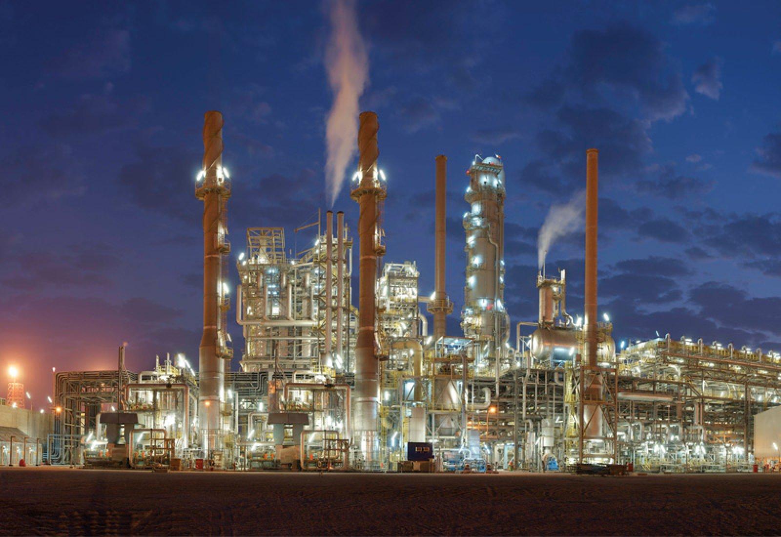 Shah Gas Development, B.A.E.