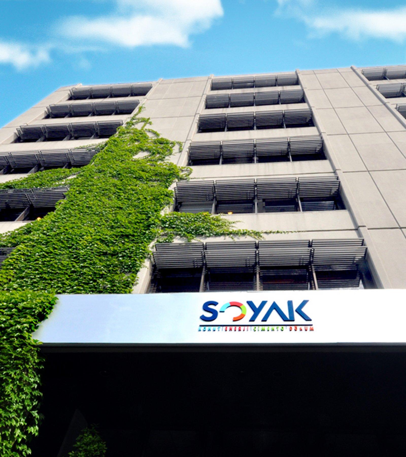 Soyak Holding Adahan Merkezi