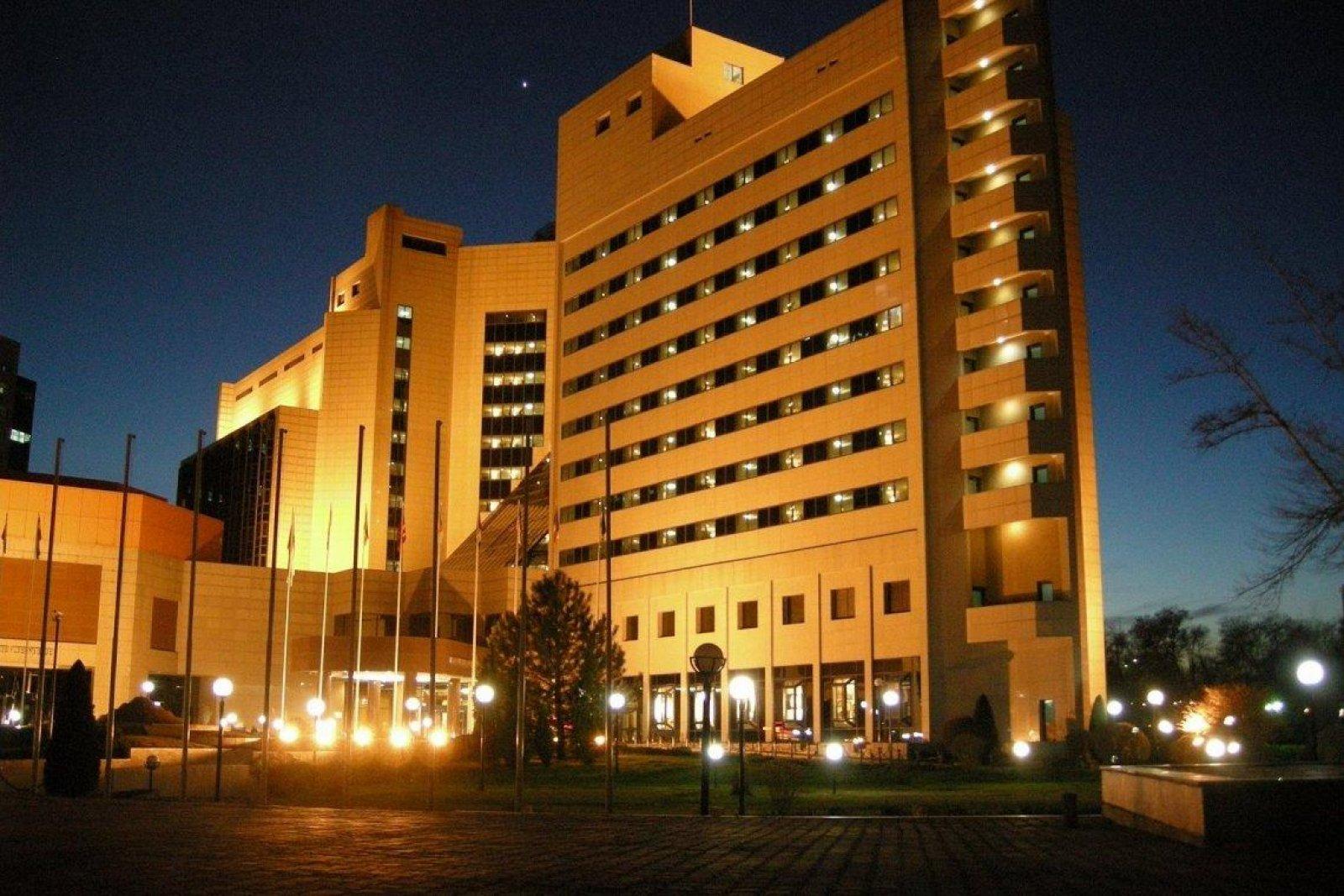 Taşkent Hilton, Özbekistan