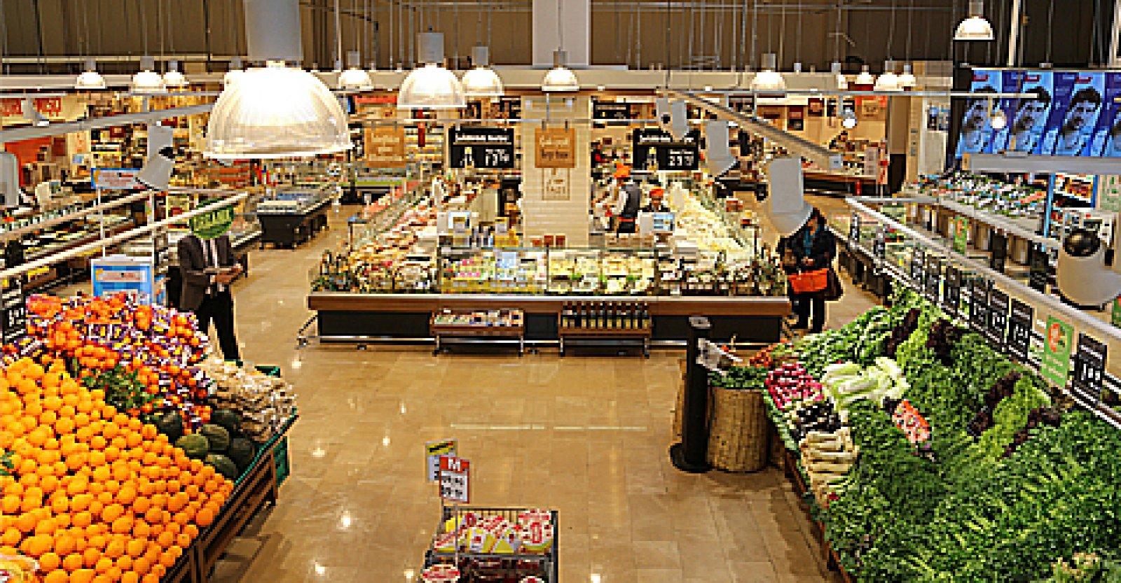 Tansaş Marketleri