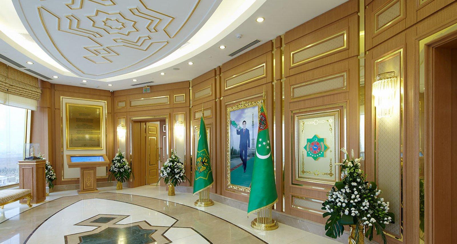 Tarafsızlık Anıtı, Türkmenistan