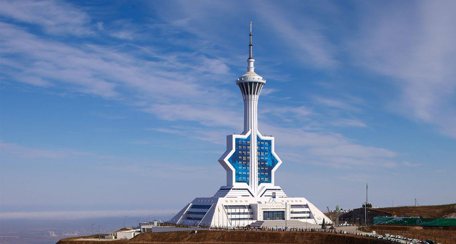 Televizyon Kulesi, Türkmenistan