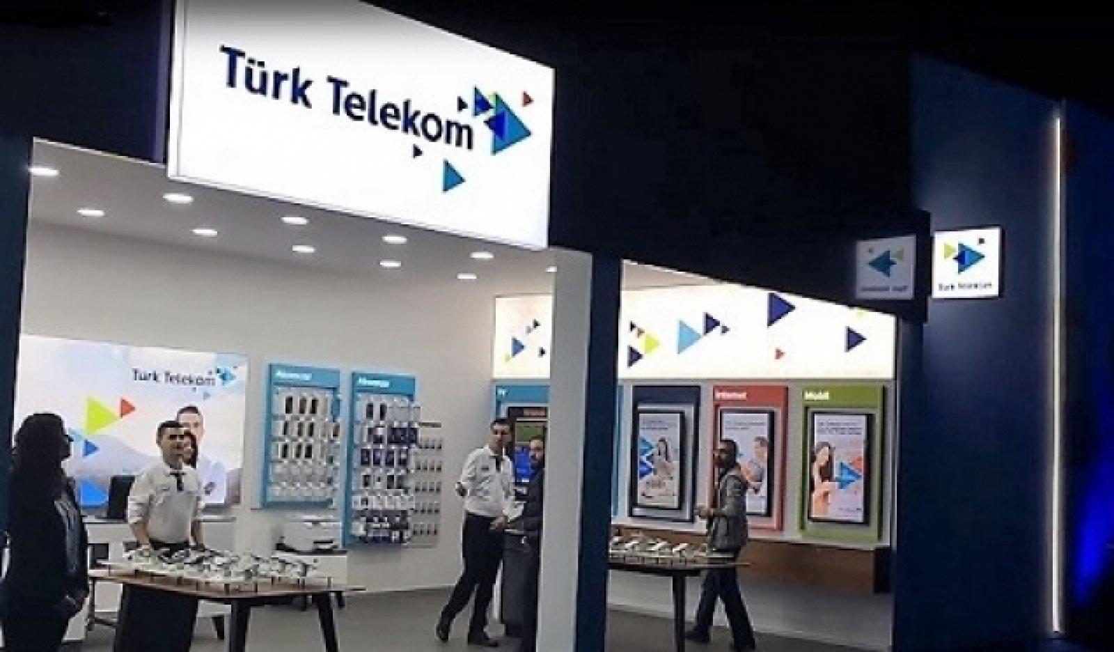 Türk Telekom Şubeleri