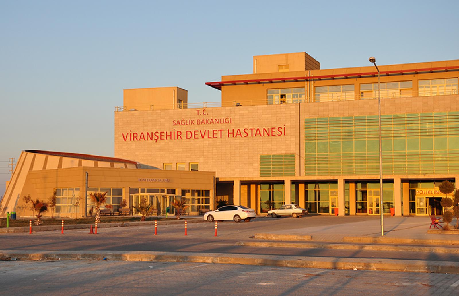 Viranşehir 200 Yataklı Devlet Hastanesi