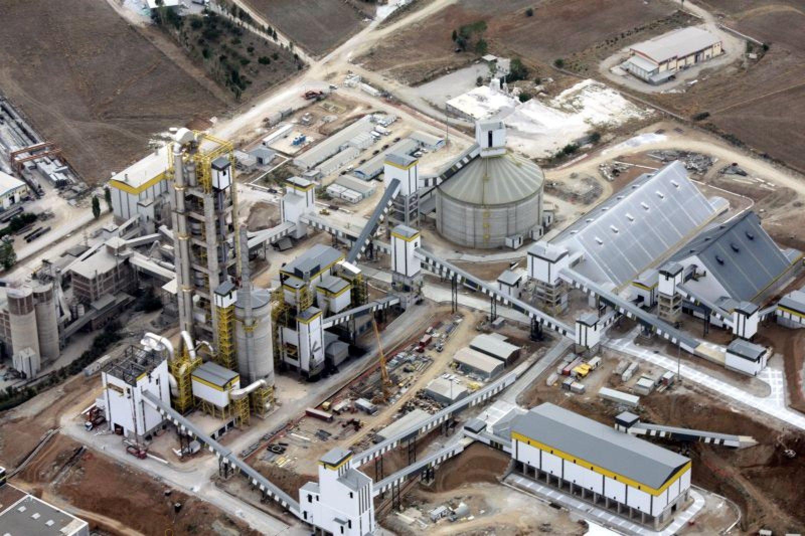 Çimpor Çimento Fabrikası